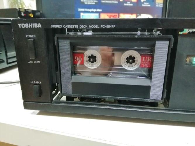 Toshiba PC-5847F
