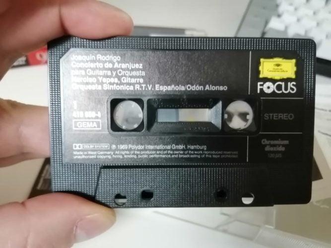 Nächte mit spanischen Cassetten