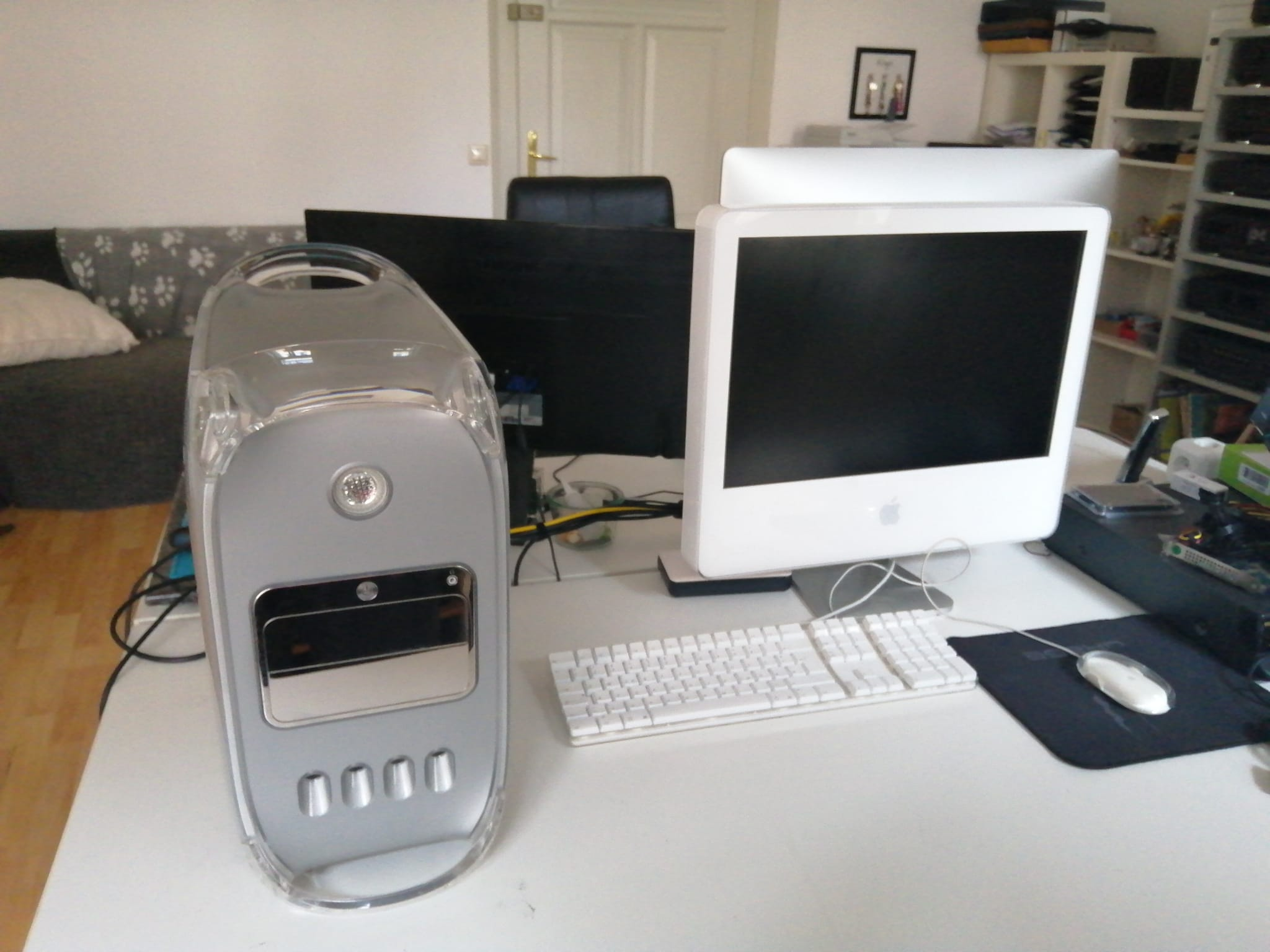 PowerMac G4 MDD und iMac G5